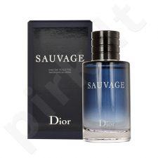 Christian Dior Sauvage, tualetinis vanduo vyrams, 100ml, (Testeris)