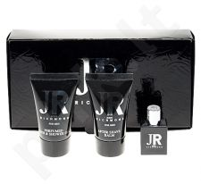 John Richmond for Men rinkinys vyrams, (EDT 4,5ml + 25ml losjonas po skutimosi + 25ml dušo želė)
