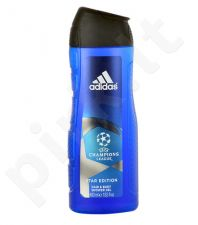 Adidas UEFA Champions League Star Edition, dušo želė vyrams, 400ml