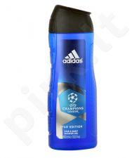 Adidas UEFA Champions League Star Edition, dušo želė vyrams, 400ml