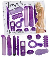 Toys So cute Set vibro toys