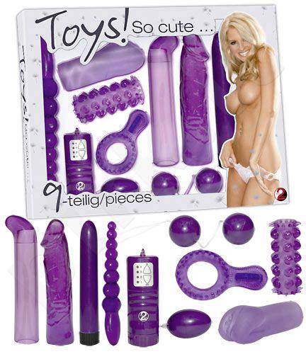Toys So cute Set vibro toys