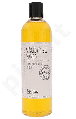 Sefiros Aroma dušo aliejus Mango, kosmetika moterims, 400ml