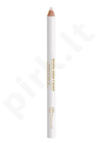 Dermacol baltas pieštukas, kosmetika moterims, 1,14g