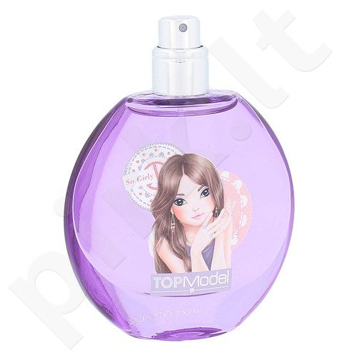 Top Model So Girly, EDT moterims, 50ml, (testeris)