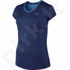 Marškinėliai bėgimui  Nike Racer Short Sleeve W 645443-459