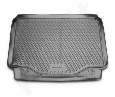 Guminis bagažinės kilimėlis OPEL Mokka 2012->  black /N29016