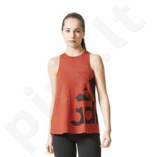 Marškinėliai bėgimui  adidas ADI AOP W CD8456
