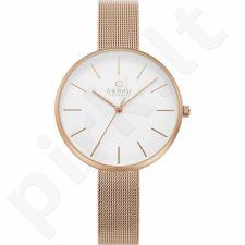 Moteriškas laikrodis Obaku V211LXVIMV