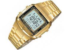 Casio Collection DB-360G-9ADF vyriškas laikrodis-chronometras