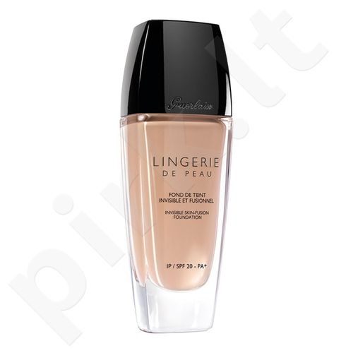 Guerlain Lingerie De Peau Foundation, kosmetika moterims, 30ml, (23 Dore Naturel)