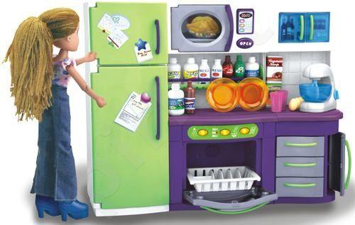 Žaislinė virtuvė CAMRY CR-1001