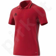 Marškinėliai futbolui polo Adidas Condivo 16 M AJ6898