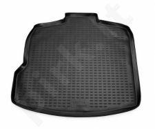 Guminis bagažinės kilimėlis OPEL Vectra hb 2002-2008  black /N29017