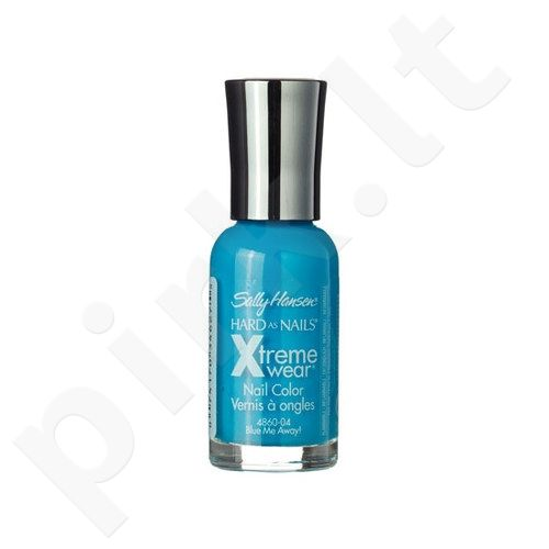 Sally Hansen Hard As Nails Xtreme Wear Nail Color nagų lakas, kosmetika moterims, 11,8ml, (465 Coin Flip)