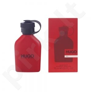 HUGO BOSS HUGO RED edt vapo 75 ml Pour Homme