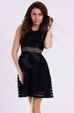 Emamoda suknelė - juoda12014-2