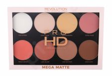Makeup Revolution London Pro HD, Amplified Palette, kompaktinė pudra moterims, 32g, (Mega Matte)
