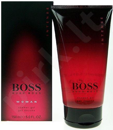 Hugo Boss Intense, dušo želė moterims, 150ml