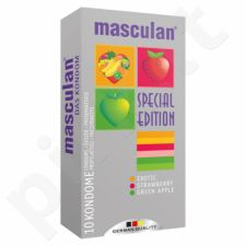 Prezervatyvai Masculan Special Edition 10 vnt.