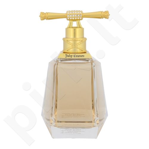 Juicy Couture I Am Juicy Couture, kvapusis vanduo moterims, 100ml, (Testeris)