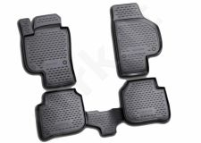 Guminiai kilimėliai 3D SKODA Superb 2009-2015, 4 pcs. /L57009