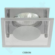 Įmontuojamas į lubas šviestuvas CTX-DS10G/B-C