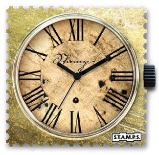 Laikrodis-magnetukas S.T.A.M.P.S.  TIME LORD