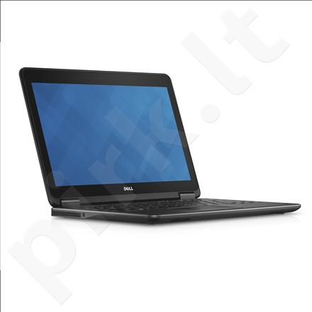 Dell Latitude E7240 Black/Carbon Touch 12.5