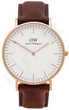 Laikrodis DANIEL WELLINGTON ST. ANDREWS ROSE GOLD