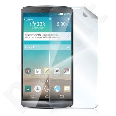 LG G3 ekrano plėvelė Celly permatoma