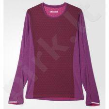 Marškinėliai bėgimui  Adidas Supernova climachill Longsleeve W AI8327