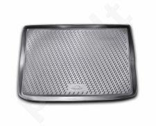 Guminis bagažinės kilimėlis OPEL Meriva 03/2010-> black /N29014