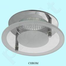 Įmontuojamas šviestuvas CTX-DS02G/B-C