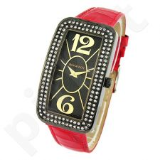 Moteriškas laikrodis Romanson RL7204T LB BK RED