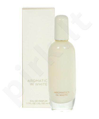 Clinique Aromatics in White, EDP moterims, 50ml, (testeris)
