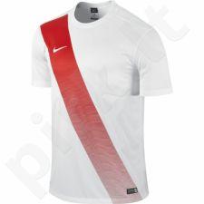 Marškinėliai futbolui Nike Sash M 645497-105
