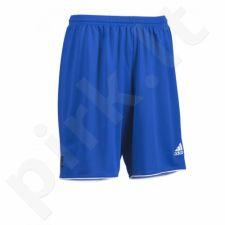 Šortai futbolininkams Adidas Parma II (XXS-S) 742737
