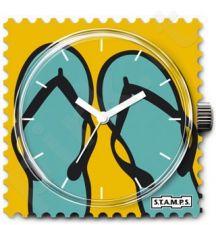 Laikrodis-magnetukas S.T.A.M.P.S.  BEACH TIME