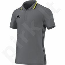 Marškinėliai futbolui polo Adidas Condivo 16 M AJ6902