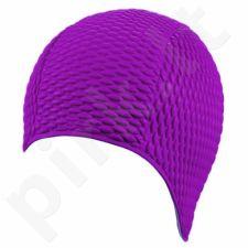 Kepuraitė plauk. mot. gum. BUBBLE 7300 77 lilac