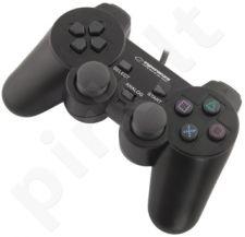 Vairamentė su vibracija Esperanza EG106 skirta PC/PS2/PS3 Corsair USB