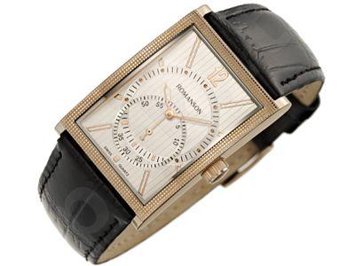 Romanson Classic DL5146NM1RAS6R vyriškas laikrodis