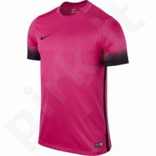 Marškinėliai futbolui Nike Laser III M 725890-616