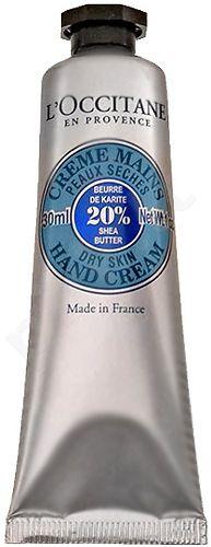 L´Occitane rankų kremas 20% Shea Butter, kosmetika moterims, 30ml