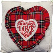 Dekoratyvinė pagalvė 42x42cm