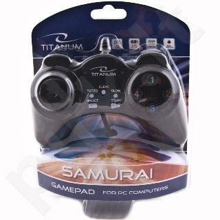 Vairamentė Titanum skirta PC TG105 Samurai USB