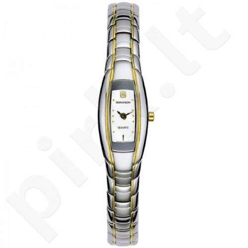 Moteriškas laikrodis Romanson RM1123 LC WH