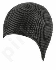 Kepuraitė plauk. mot. gum. BUBBLE 7300 0 black