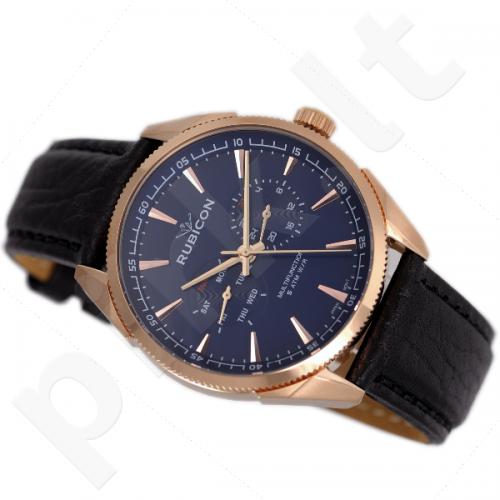 Vyriškas laikrodis RUBICON RNCD69RIDX05AX